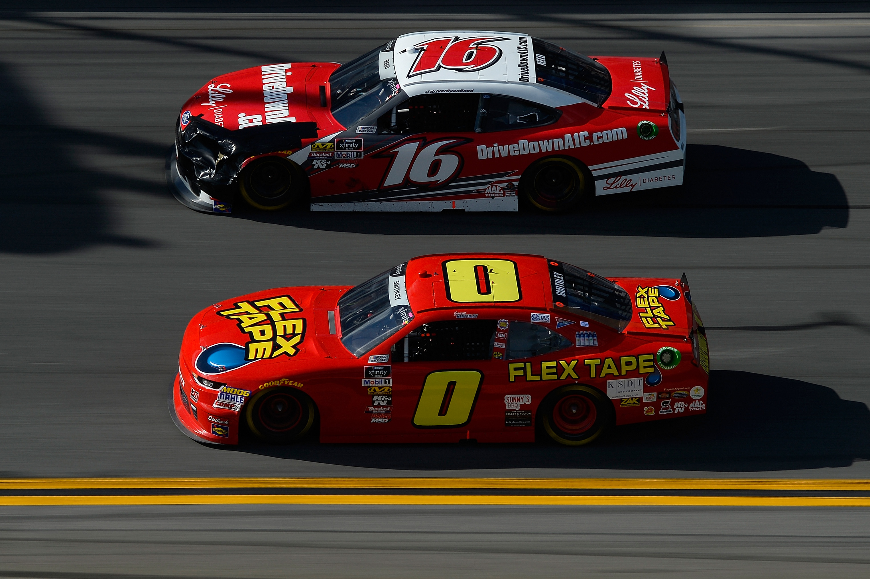 Smithley Scored a Career-best Finish in Season Opener at Daytona International Speedway